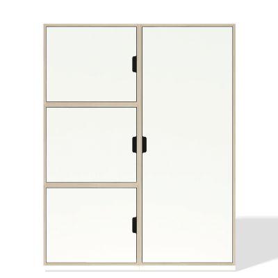 Kleiderschrank designpreis  modular von Rolf Heide, Schränke und Regale, homeform