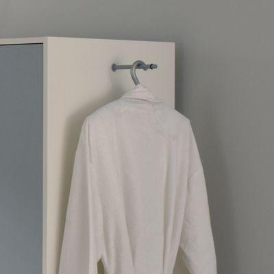 modular Rolf Heide - Kleiderstange 14 cm, Ø 1,2 cm, für Außen
