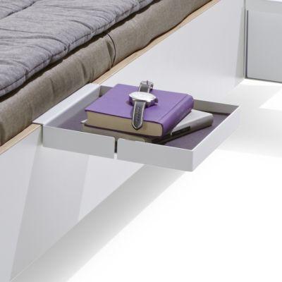 FLAI Bett Zubehör Tablett Quadrat