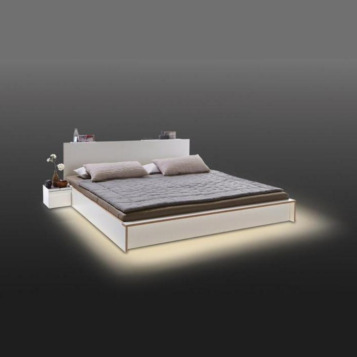 Unterbett-Beleuchtung für FLAI Bett