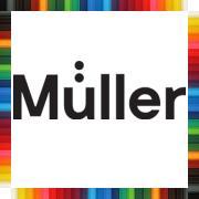 Müller Farbmuster Übersicht