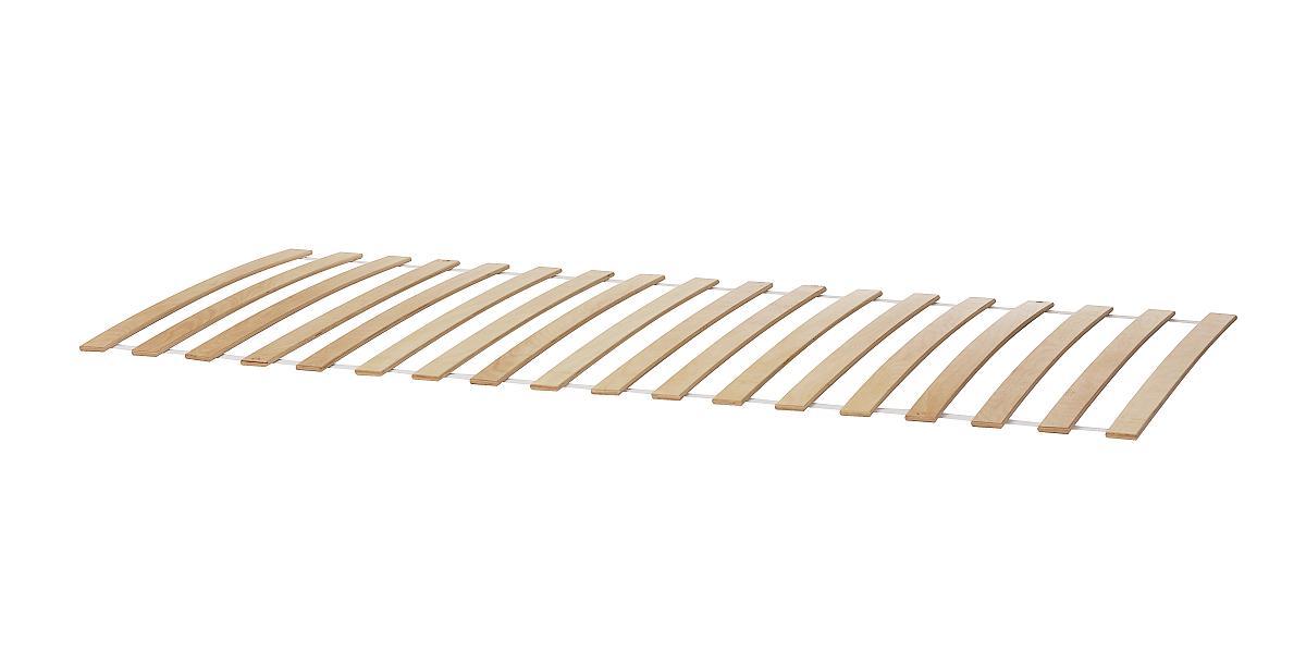 Lattenrost rollbar für Stapelliege
