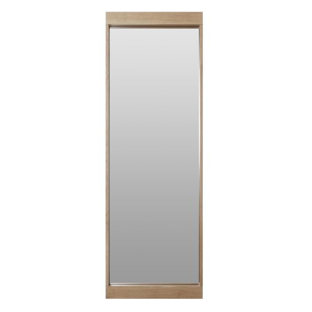 FLAI Spiegel 180 x 61 cm, Eiche natur