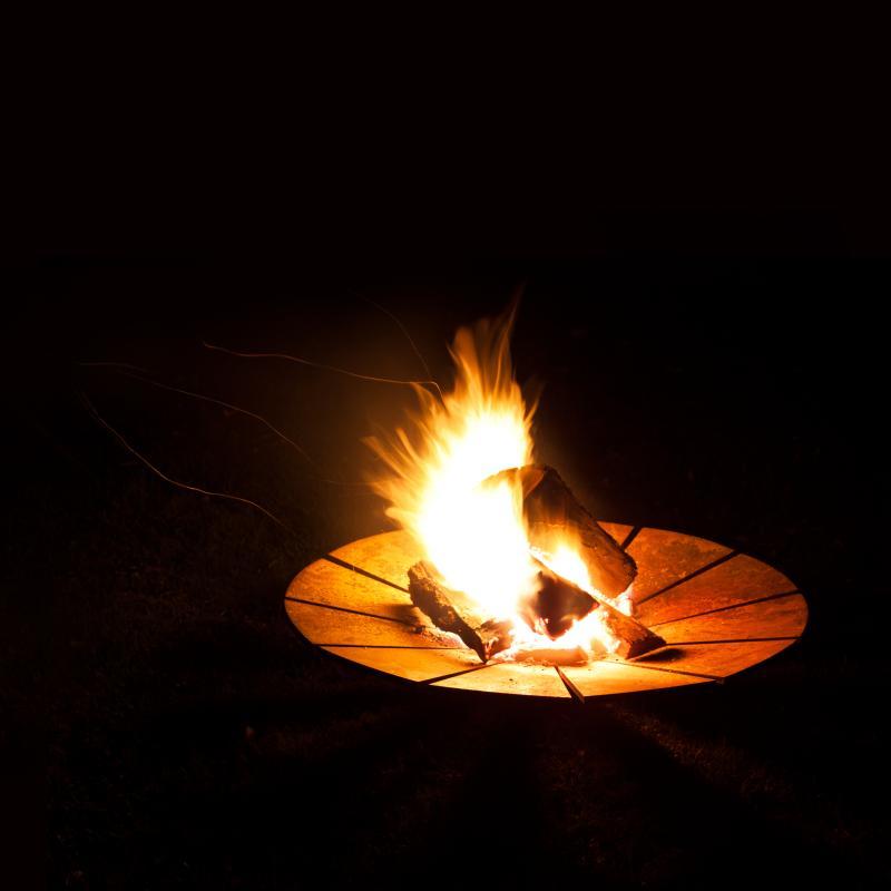 SOLIX Feuerschale Stahl müllernkontor