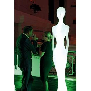 PENELOPE Statue beleuchtet 2,1 m hoch