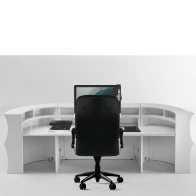 BARAONDA Rezeption mit Schreibtischstuhl