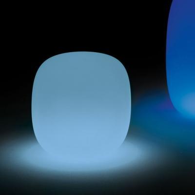 PANDORA Beistelltisch und Hocker LED und Akku