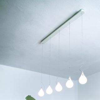 drop 2xs pendelleuchte 5er lang von next von. Black Bedroom Furniture Sets. Home Design Ideas