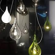 DROP-2 Pendelleuchte aus Glas, Marke next Design, Designer Constantin Wortmann