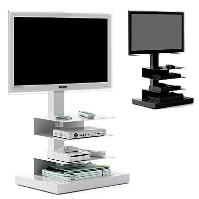 ptolomeo tv regal light von opinionciatti bei. Black Bedroom Furniture Sets. Home Design Ideas