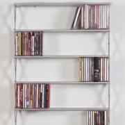 STRETCH CD-Regale, Hersteller Patte Design, Designer Patte Design