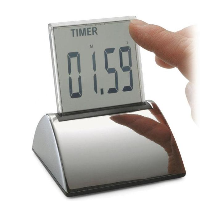 TOUCH Tischuhr mit Touch Display