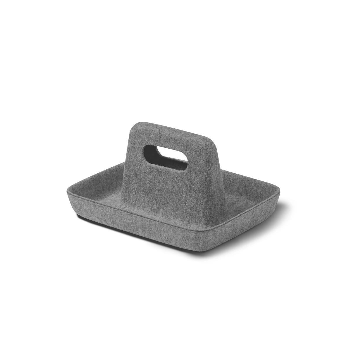 TATAMI Tischkorb grau