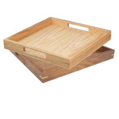 POMP Tablett Massivholz