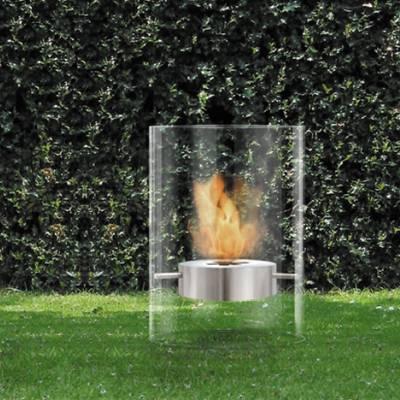 Ponton Fireplace Tischfeuer / Feuerstelle die Mittlere