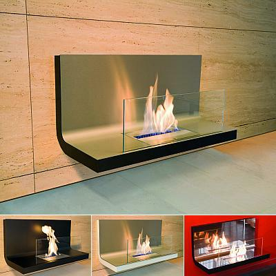 Wall Flame Biokamin