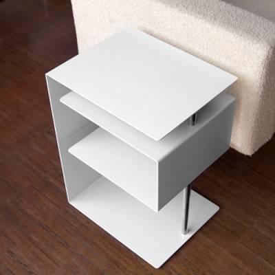 x-centric table Beistelltisch weiß