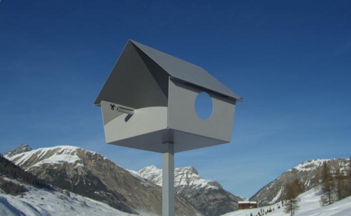 Vogelhaus Piep Show XXL von Radius Design von homeform.de