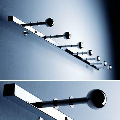 Wandgarderobe Z von Radius Design