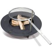 Feuerstelle fireplate Radius Design