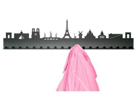 Städtegarderobe PARIS