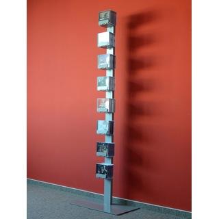 CD Baum Stand 2 gross, 170 cm, silber