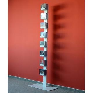CD Baum Stand 2 gross, 170 cm, weiß