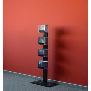 CD Baum Stand 2 klein, 90 cm, schwarz