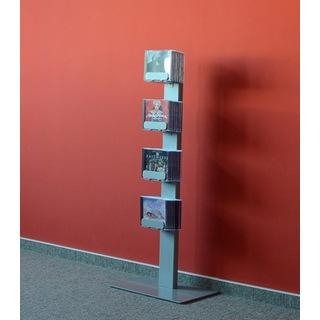 CD Baum Stand 2 klein, 90 cm, silber