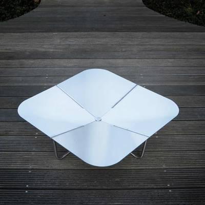 feuerstelle iii 78 cm durchmesser von radius von homeform. Black Bedroom Furniture Sets. Home Design Ideas