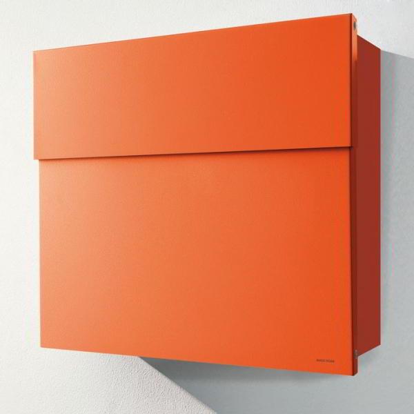 LETTERMAN 4 Briefkasten orange