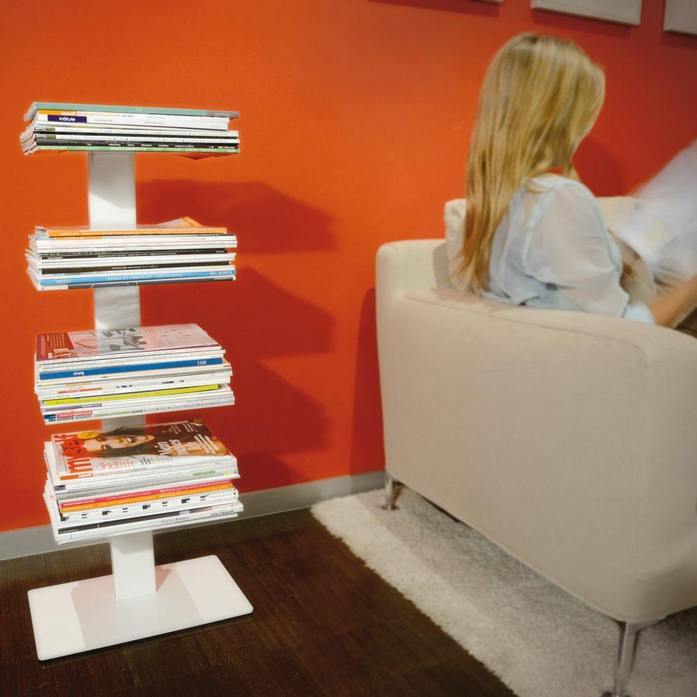 booksbaum magazin standregal von radius bei. Black Bedroom Furniture Sets. Home Design Ideas