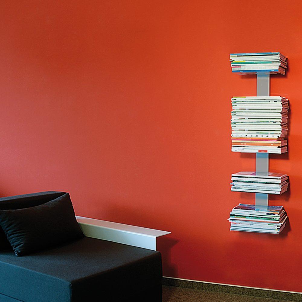 booksbaum magazin wandregal von radius bei. Black Bedroom Furniture Sets. Home Design Ideas