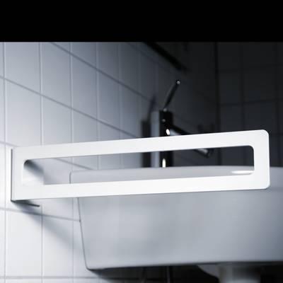 PURO Handtuchhalter weiß