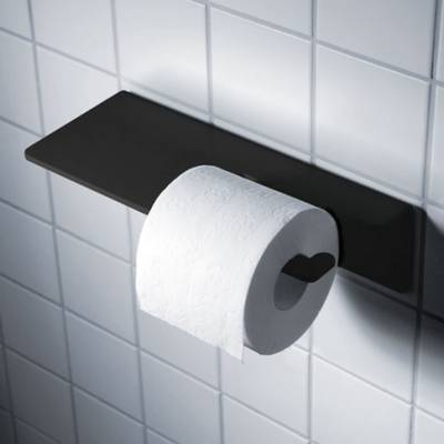 PURO Toilettenrollenhalter