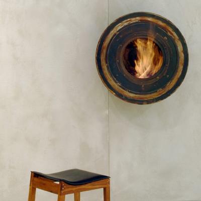 redwitz von rondo wandkamin ethanol bei. Black Bedroom Furniture Sets. Home Design Ideas