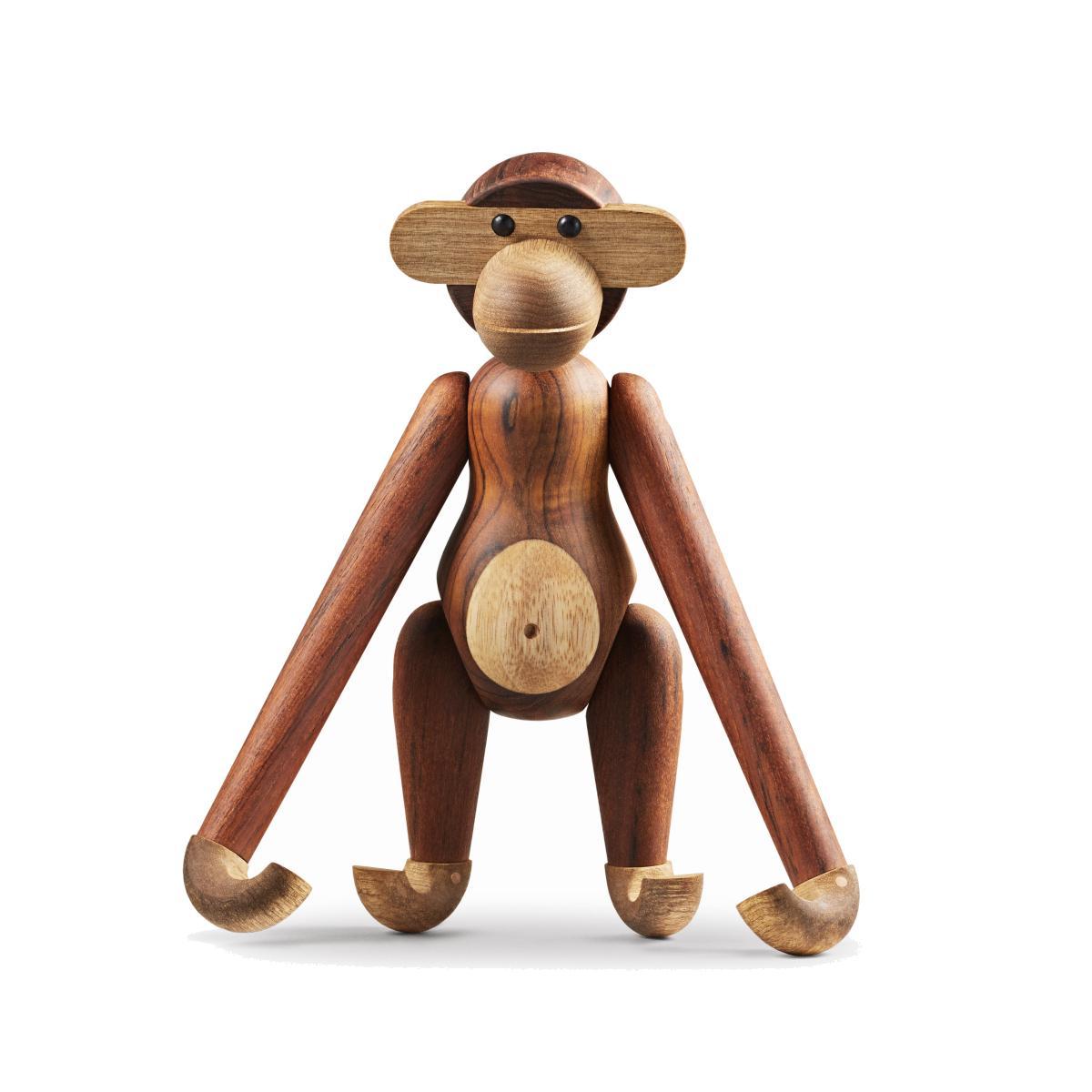 Kay Bojesen: Holz Affe 28 cm, der Mittlere