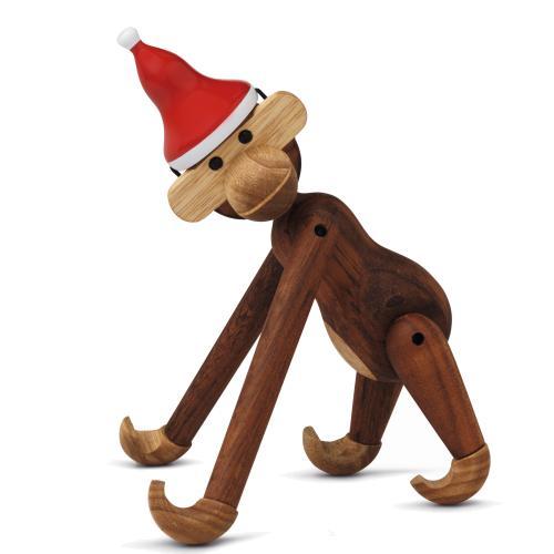 Kay Bojesen: kleiner Affe mit Zipfelmütze