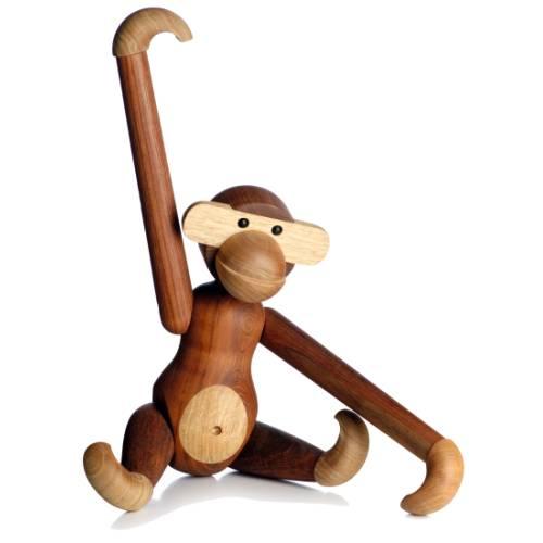 Kay Bojesen: sehr beweglicher Affe