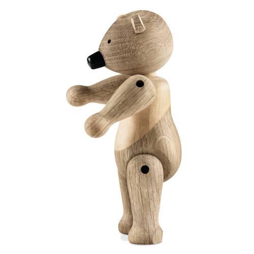Kay Bojesen: Der Bär aus Holz kann auch stehen