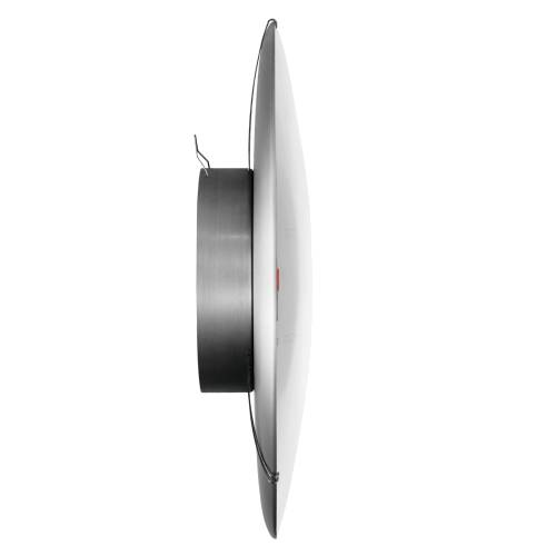 Arne Jacobsen CITY HALL CLOCK Wanduhr, Seitenansicht