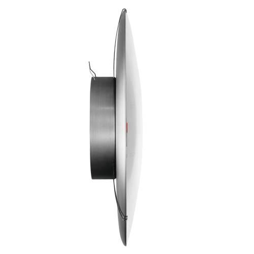 Arne Jacobsen ROMAN CLOCK Wanduhr, Seitenansicht