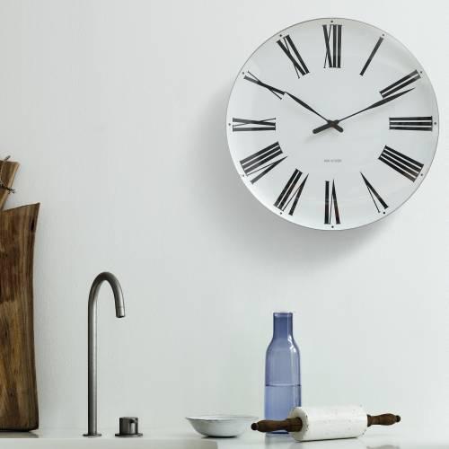 Arne Jacobsen ROMAN CLOCK Wanduhr