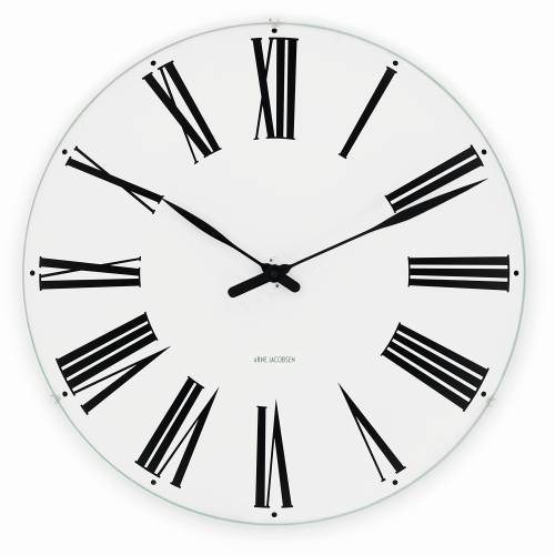 Arne Jacobsen ROMAN CLOCK Wanduhr 160 mm