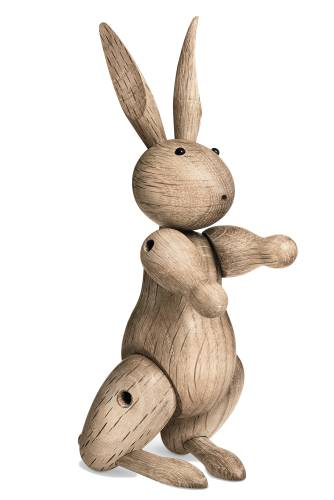 Kay Bojesen Rabbit, Hase sehr beweglich