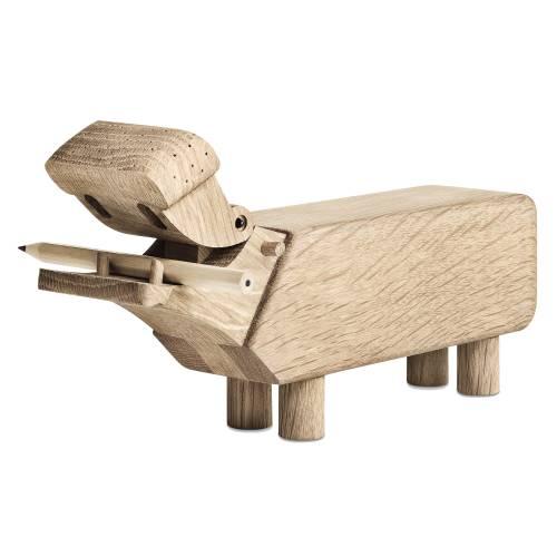 Kay Bojesen: Nilpferd Hippo