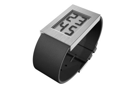 Watch I Armbanduhr edelstahl large