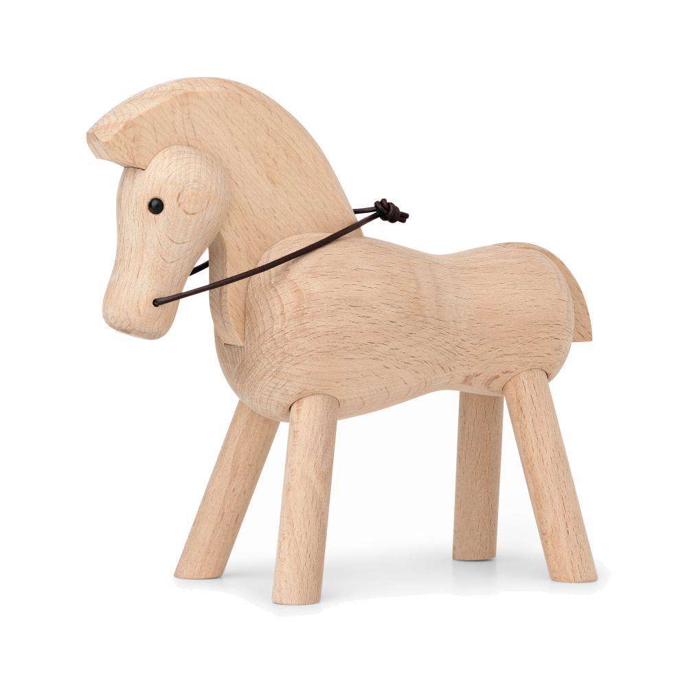 Kay Bojesen Pferd, Buche natur, hell