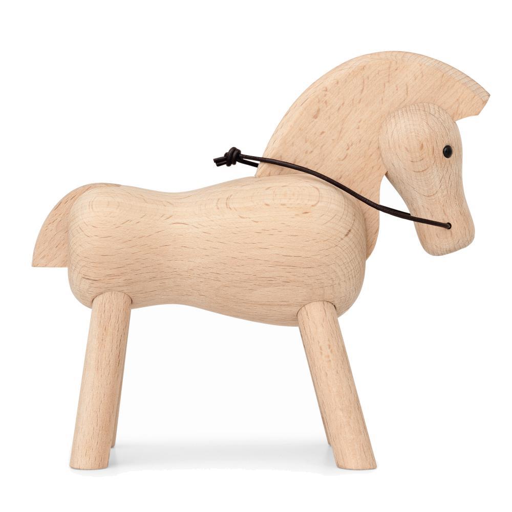 Kay Bojesen Pferd, helles Holz