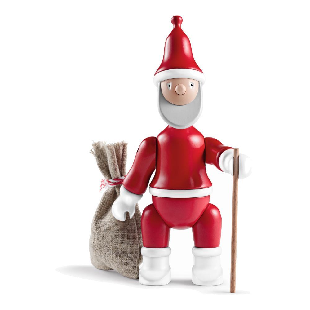 Kay Bojesen Weihnachtsmann, Holz handbemalt